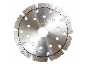 Diamantový kotouč Sembo DDU-S profi segmentový na železobeton (125x22,2 mm)