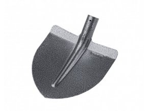 Srdcová ocelová lopata bez násady Festa 61000