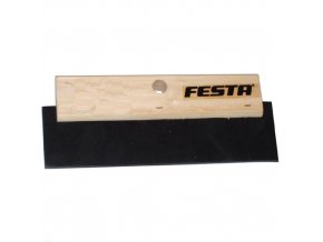 Stěrka s tvrzenou gumou Festa