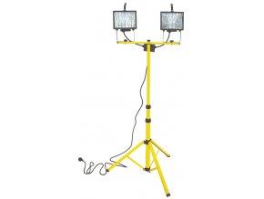 Halogenové svítidlo se 2 světly a stativem (500 W)