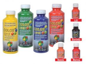 Tónovací barva Color Line (500 g)