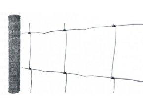 uzlove pletivo light pozinkovane zn vyska 200cm balik 50m 320 size 500 v 0
