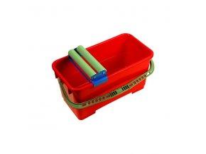 Váleček s červenou vaničkou 37117 (24 l)