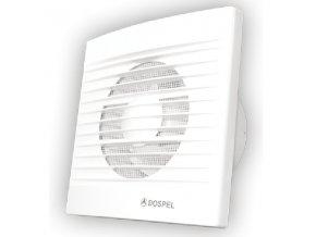 Ventilátor s časovým doběhem Dospel STYL 100/WC