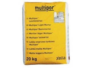 Lehká minerální malta Ytong Multipor (20 kg)