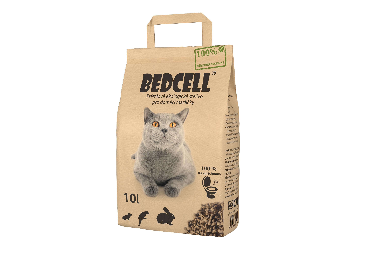 Koupí steliva Bedcell podpoříte dobrou věc
