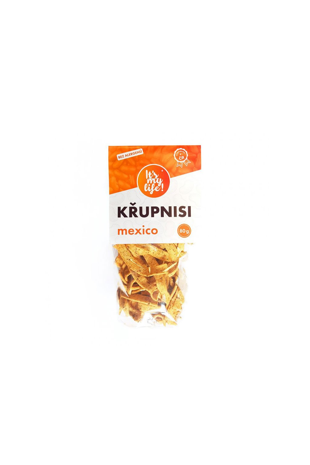 It's my life! Chipsy křupnisi mexico 80g