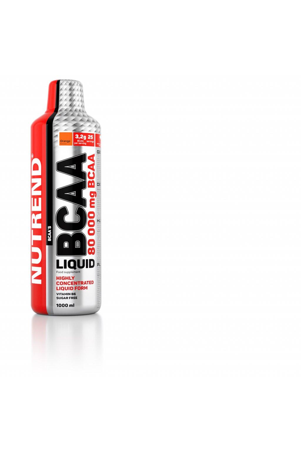 BCAA Liquid, 1000ml