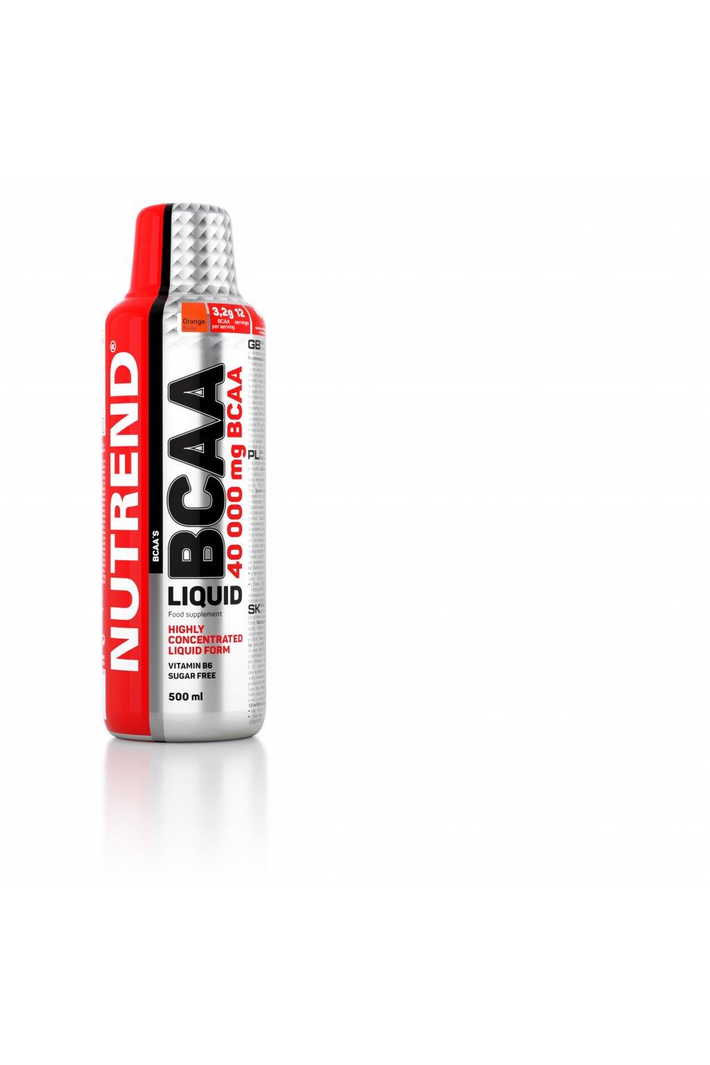BCAA Liquid, 500ml