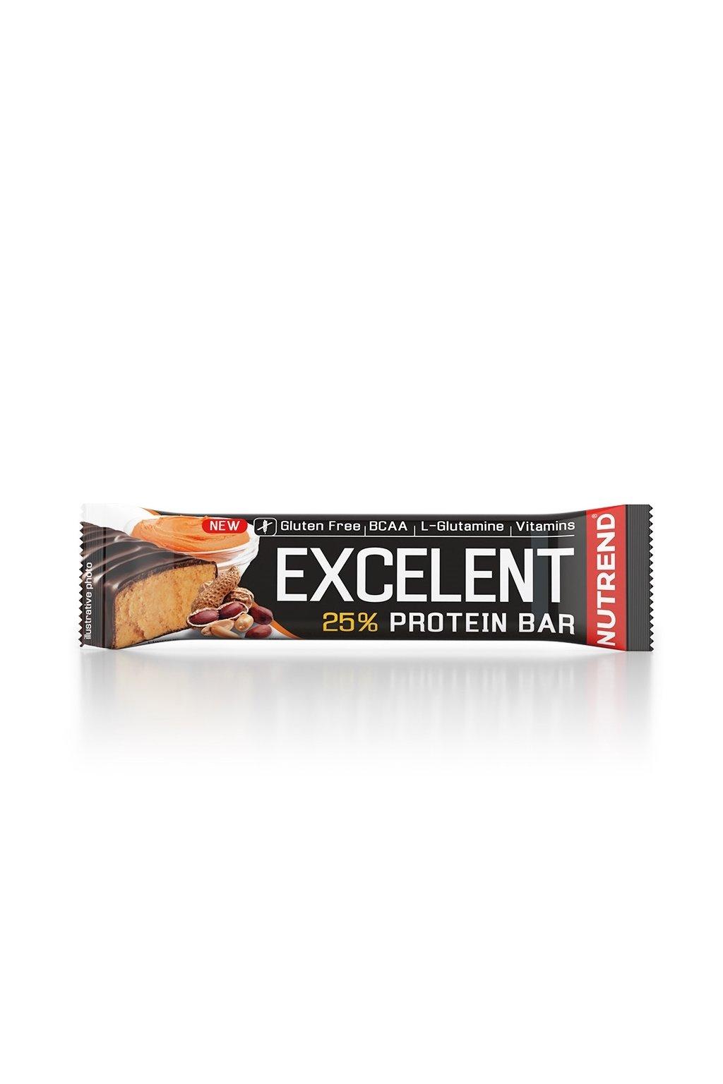 EXCELLENT protein bar arašídové máslo, 85g