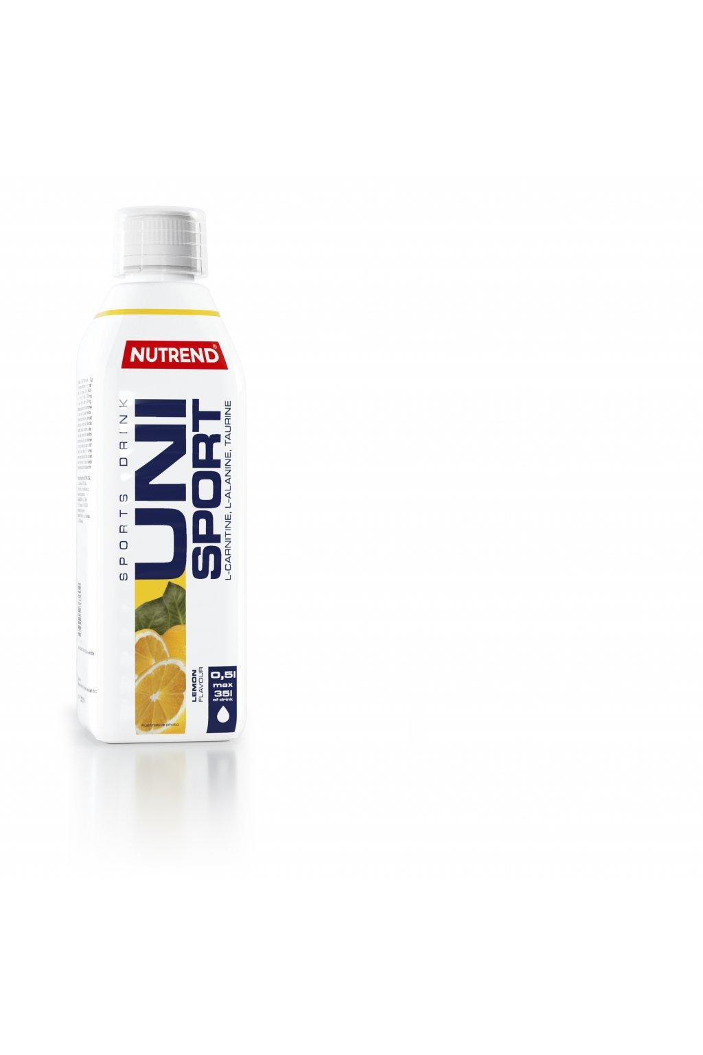 UNISPORT Citron, 500ml