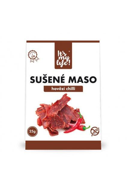 It's my life! Sušené maso hovězí chilli 25g (1 porce)
