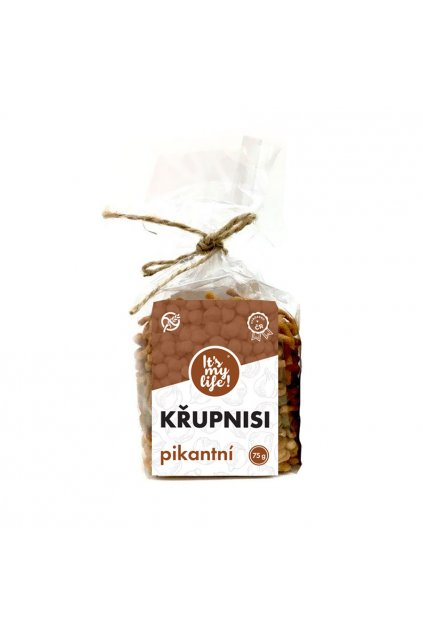 It's my life! Chipsy křupnisi pikantní 75g