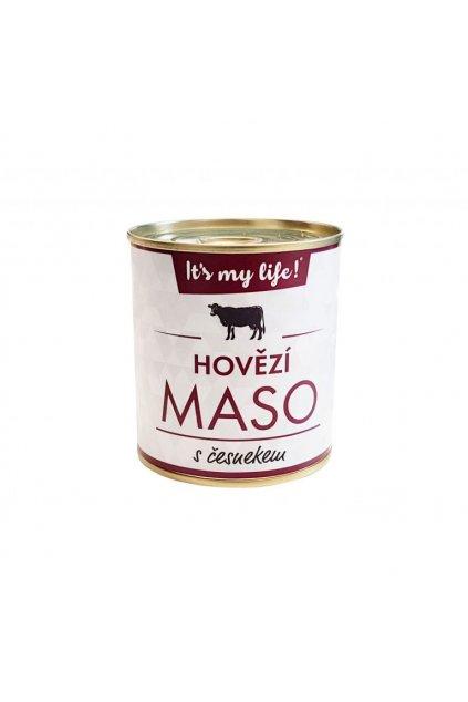It's my life! Hovězí maso s česnekem 300g