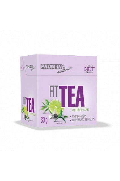 FIT TEA - spalovač tuků, limetka