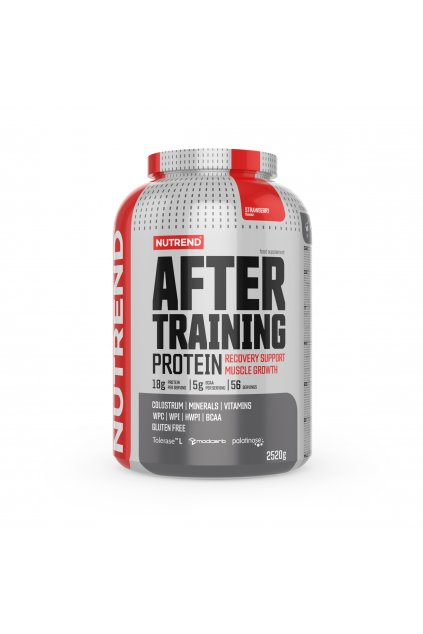 AFTER TRAINING PROTEIN Jahoda, 2520g
