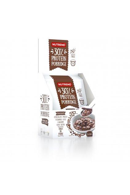 PROTEIN PORRIDGE Čokoláda,5x50g