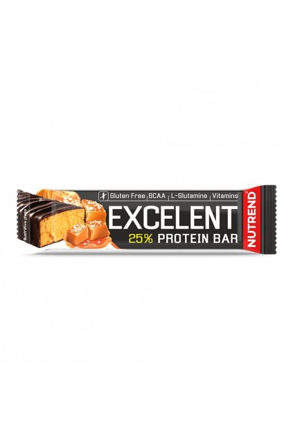 EXCELLENT protein bar slaný karamel, 85g