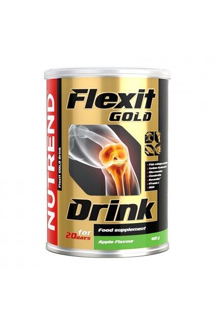 FLEXIT GOLD DRINK jablko, 400g