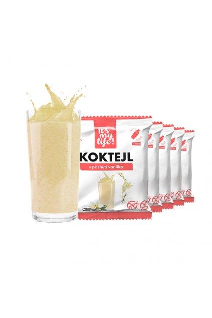 It's my life! Proteinový koktejl vanilka 200g (5 porcí)