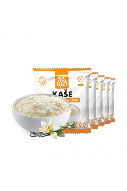 It's my life! Proteinová kaše vanilková 200g (5 porcí)