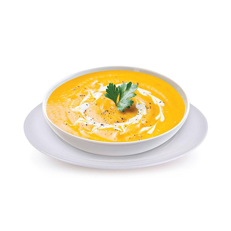 Levně Proteinová polévka dýňová 40g (1 porce)