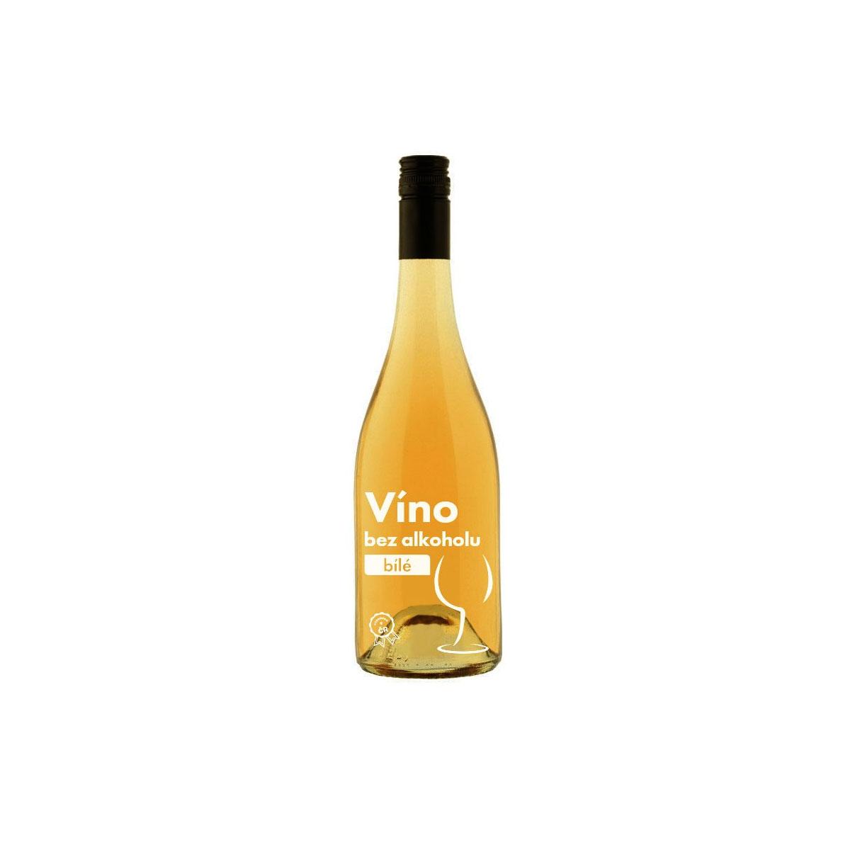 It's my life! Nealkoholické víno bílé 0,75l
