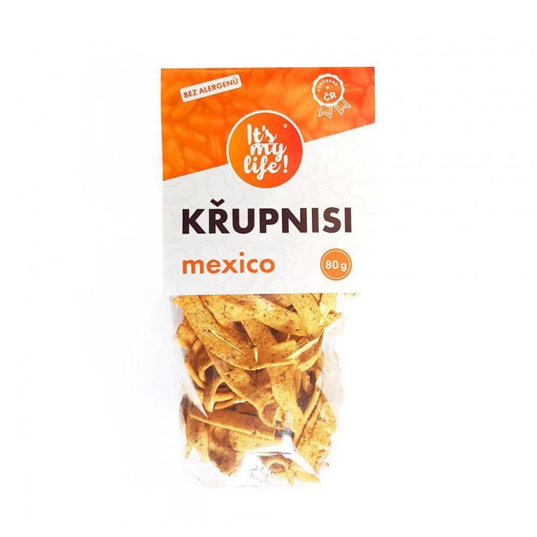 It's my life! Chipsy křupnisi mexico 80g