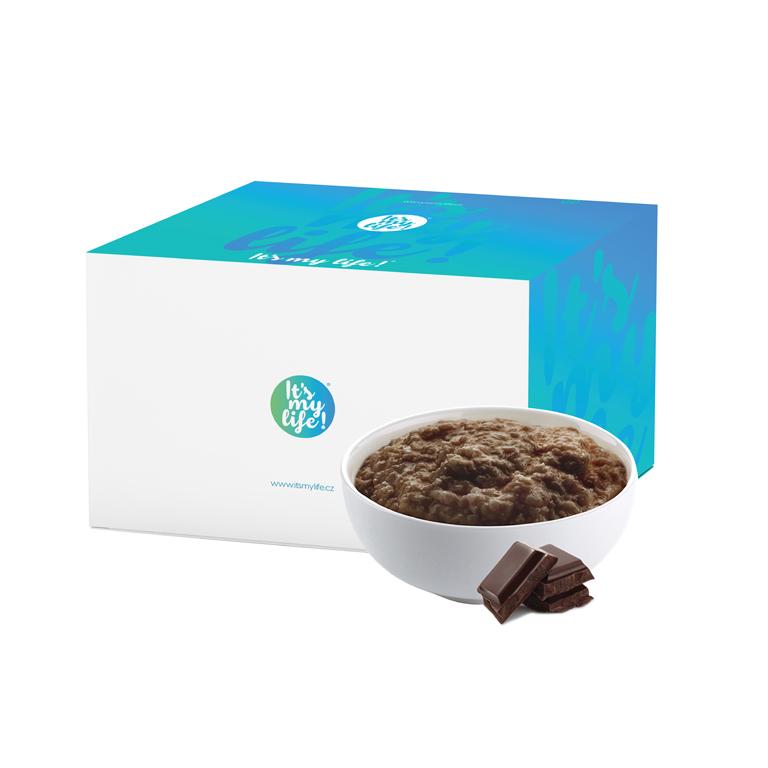 Levně Proteinová kaše kakaová 800g (20 porcí)
