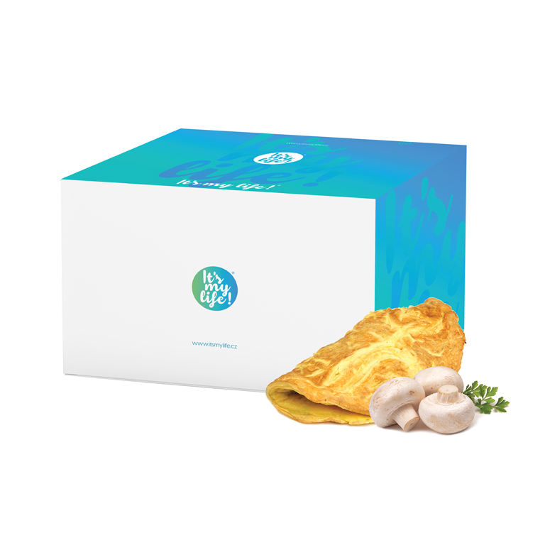 Levně Proteinová omeleta žampionová 800g (20 porcí)