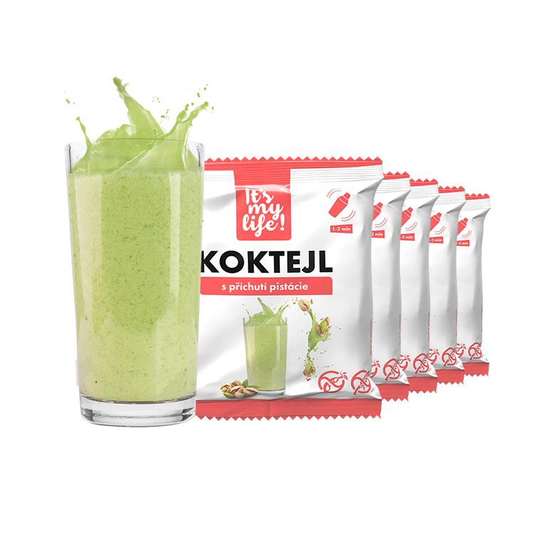 Levně Proteinový koktejl pistácie 200g (5 porcí)