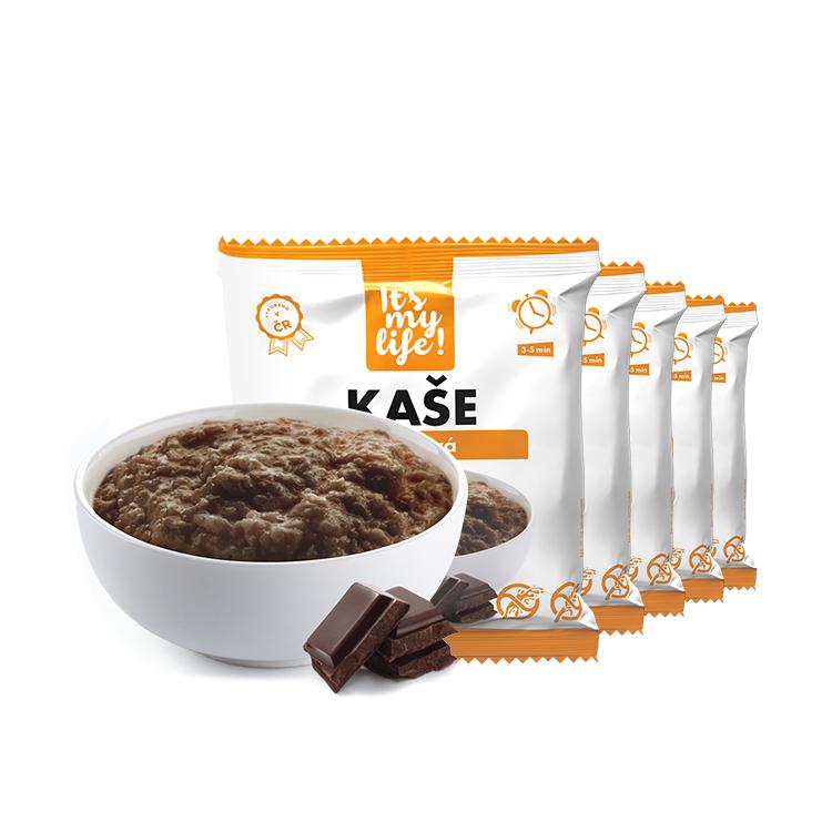 Levně Proteinová kaše kakaová 200g (5 porcí)