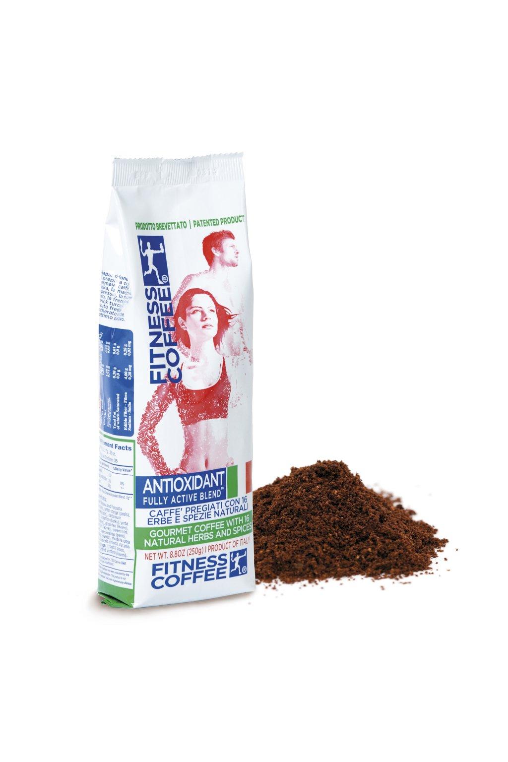 mletá káva 249Kč s DPH
