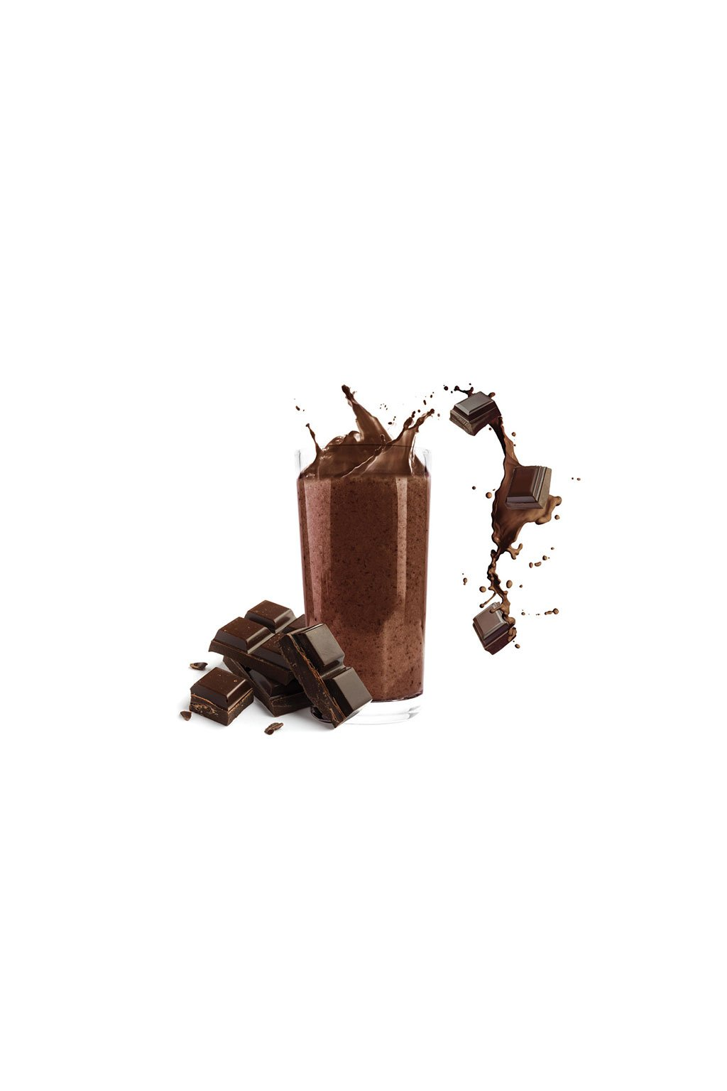 Čokoládový proteínový koktail, 40g (1porcia)