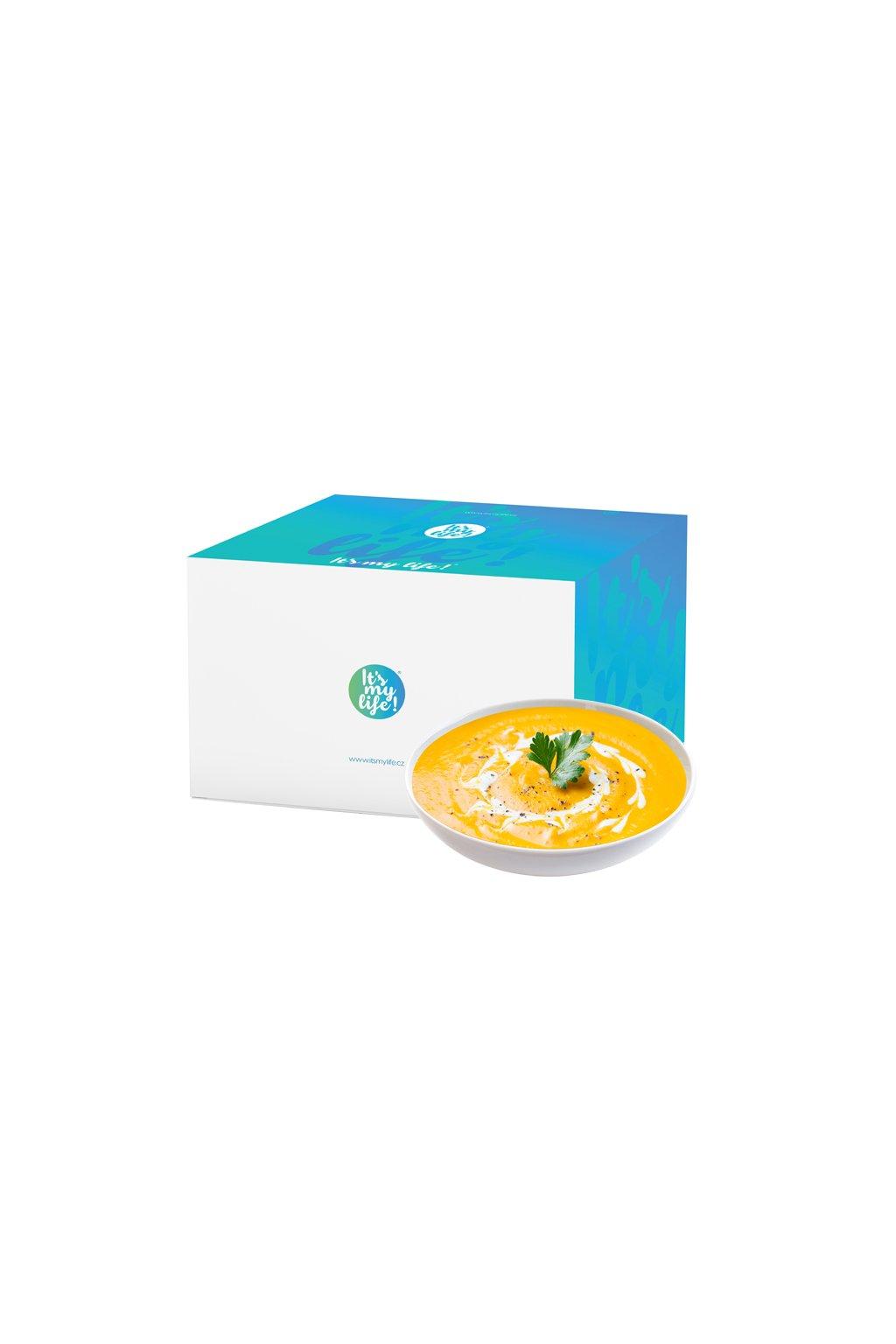 Tekvicové proteínové polievky, 800g (20porcií)