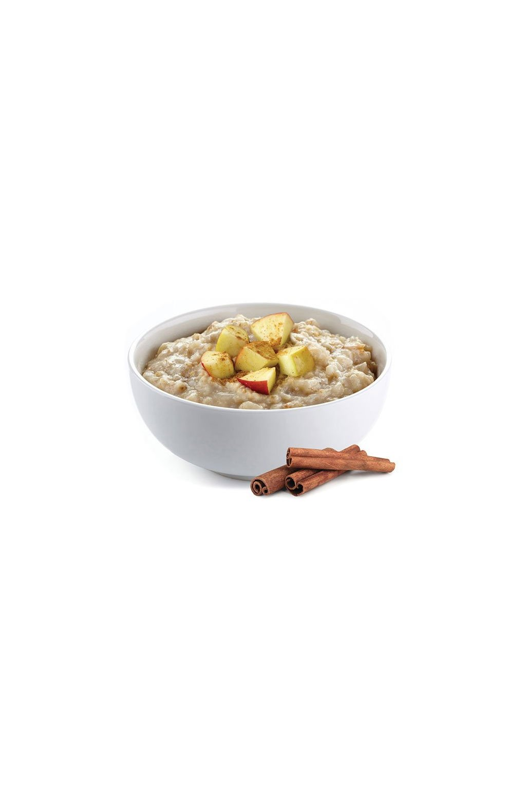 Proteínová kaša s príchuťou Jablko-škorica, 40g (1porcia)