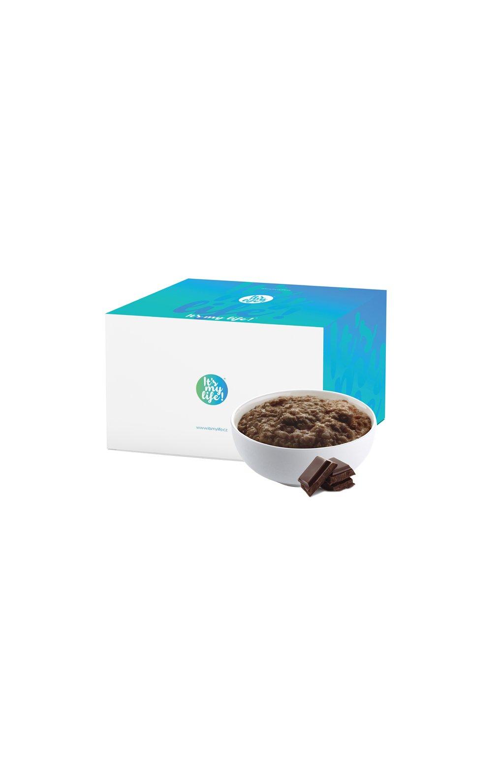 Kakaové proteinové kaše 800g, (20porcií)