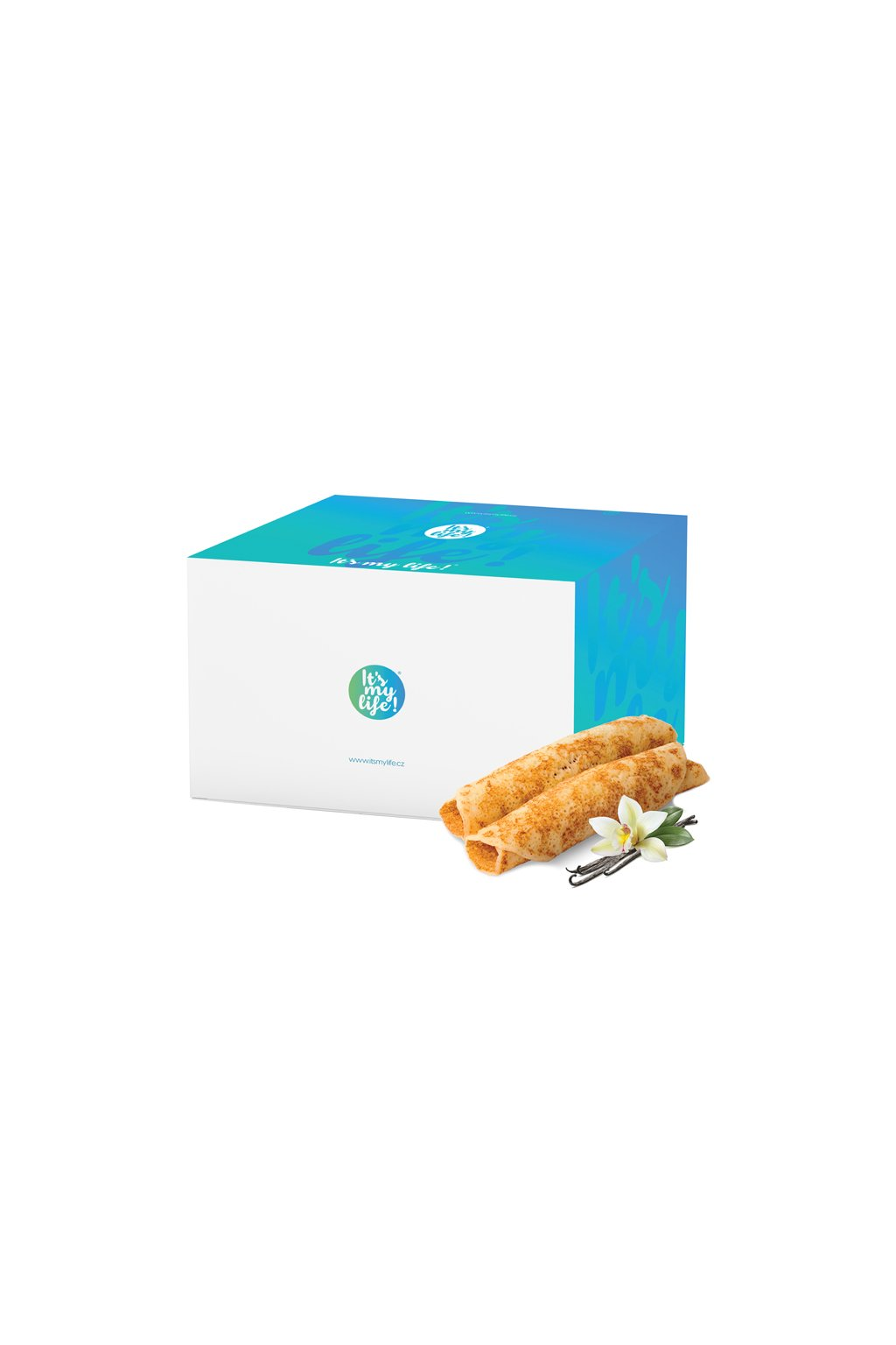 Sladké proteínové palacinky, 800g (20porcií)