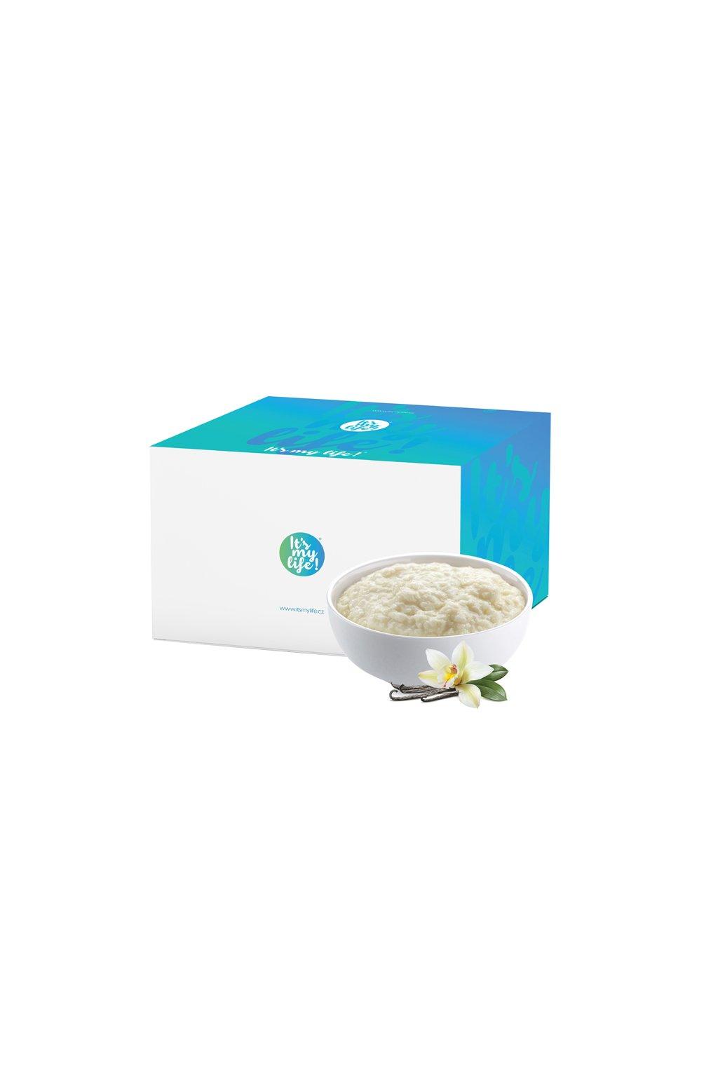 Vanilkové proteínové kaše, 800g (20porcií)