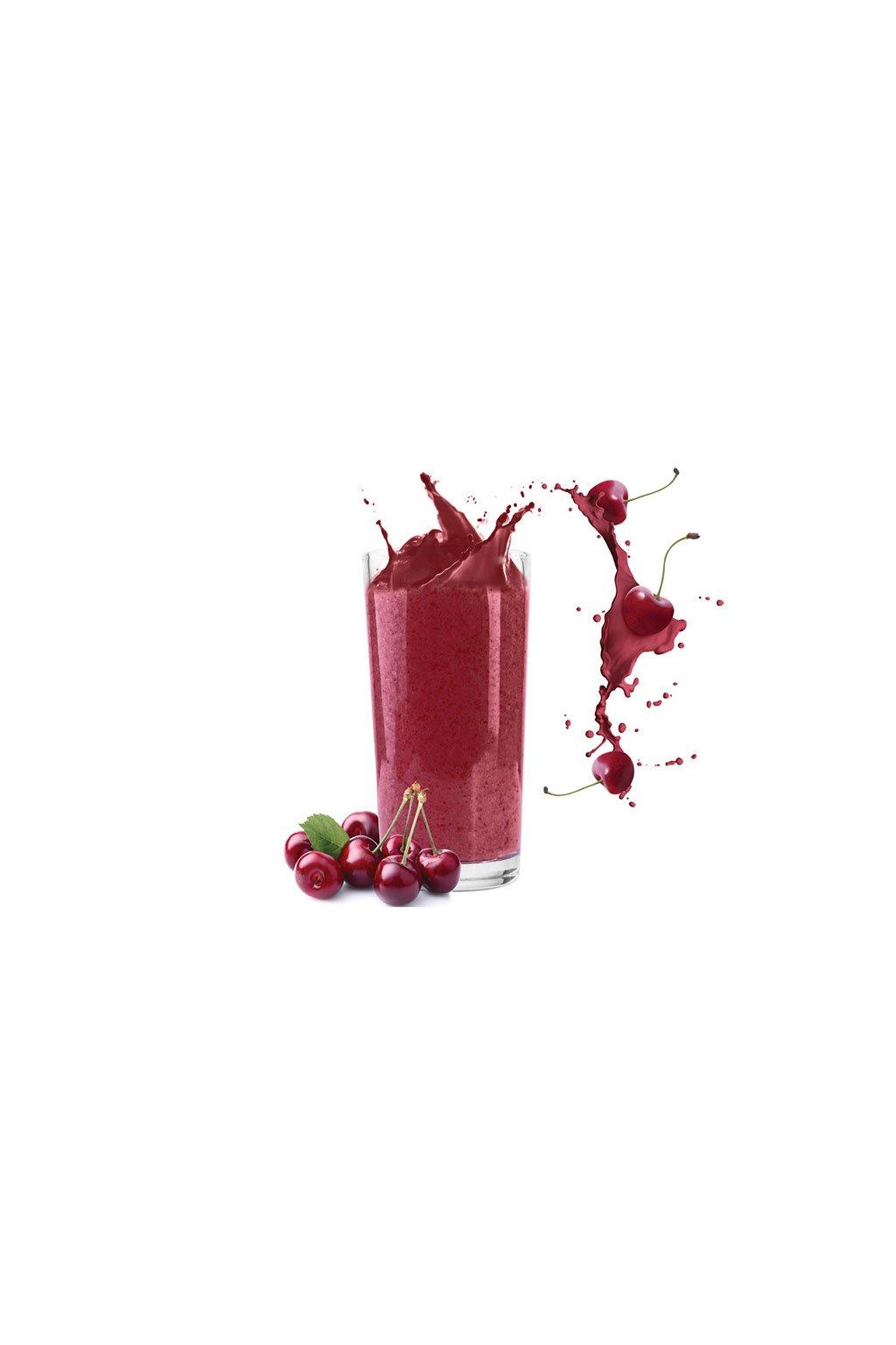 Višňový proteínový koktail, 40g (1porcia)