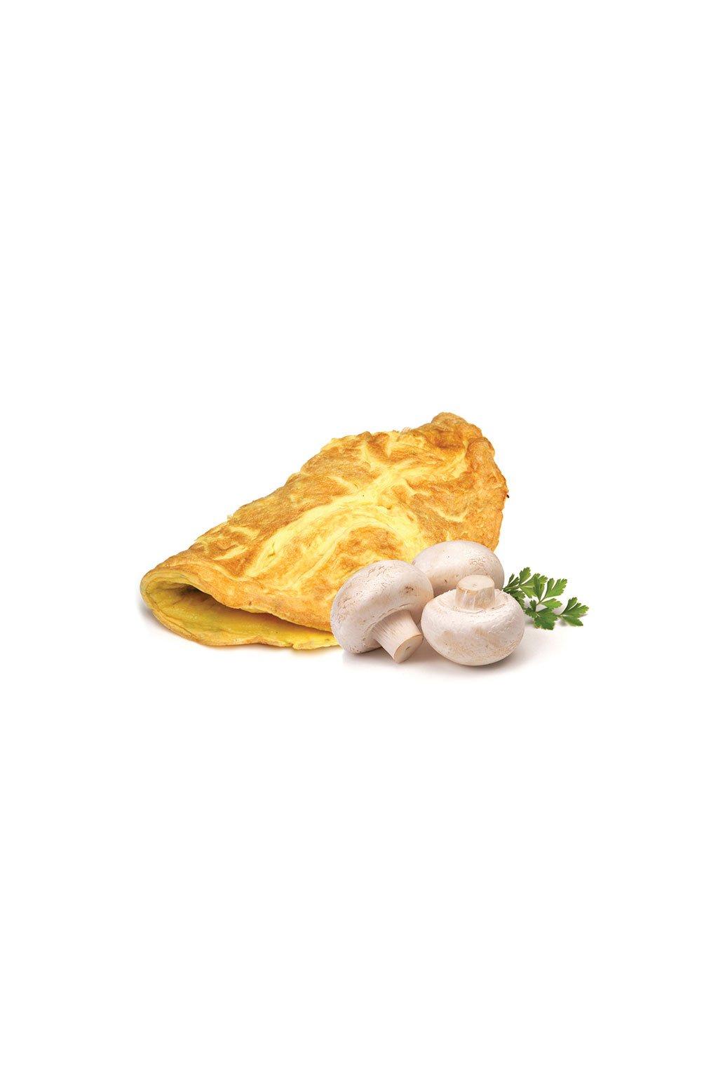 Šampiňónová proteínová omeleta 40g (1porcia)