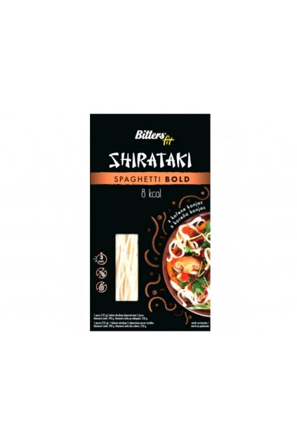 6564 bitters shirataki fit spaghetti bold 390g