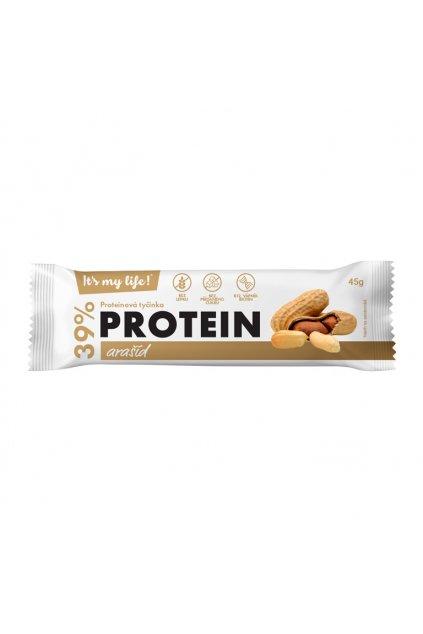 Arašídová proteínová tyčinka, 45g