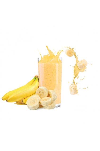 Banánový proteínový koktail, 40g (1porcia)
