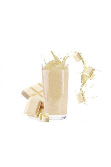 Proteínový koktail s príchuťou Biela čokoláda, 40g (1porcia)