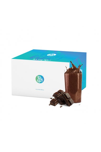 Čokoládové proteínové koktaily, 800g (20porcií)