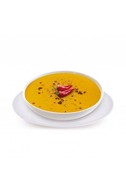 Proteínová polievka s príchuťou čili, 40g (1porcia)