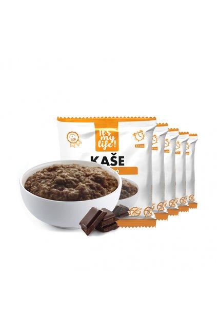 Kakaové proteínové kaše 200g, (5porcií)