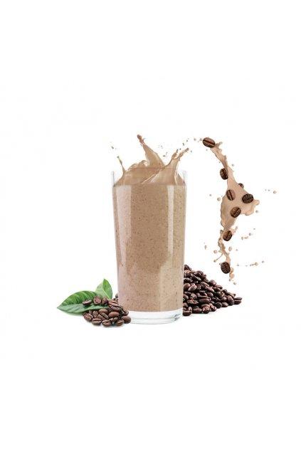 Proteínový koktail s príchuťou Kapučíno, 40g (1porcia)