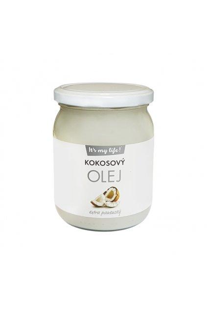 Kokosový olej extra panenský, 500ml